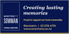 Geoffrey Sowman Funeral Directors