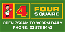 PICTON FOUR SQUARE