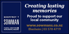 Geoffrey T Sowman Funerals